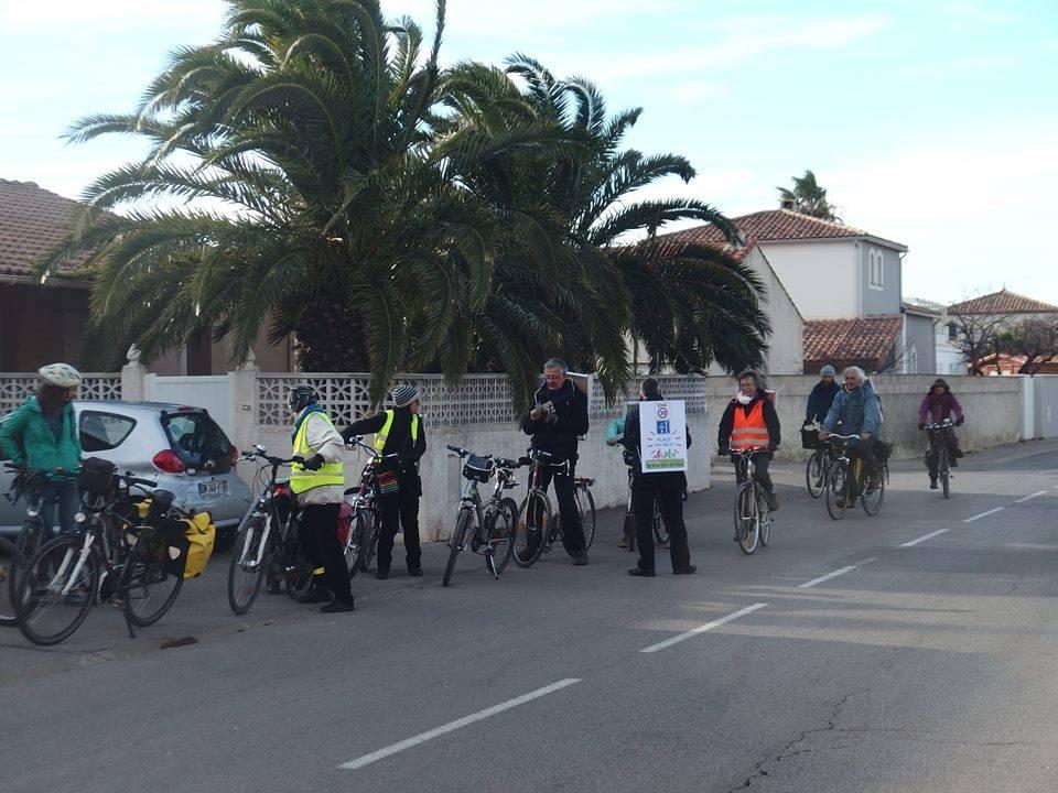 Dans les rues de Frontignan