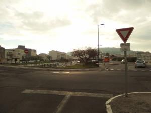 Arrivée Quai des Moulins