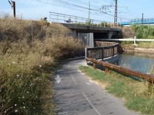 Passage sous la voie ferrée