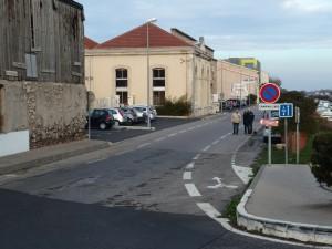 Départ Quai des Moulins