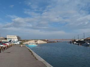Arrivée Plan du Bassin