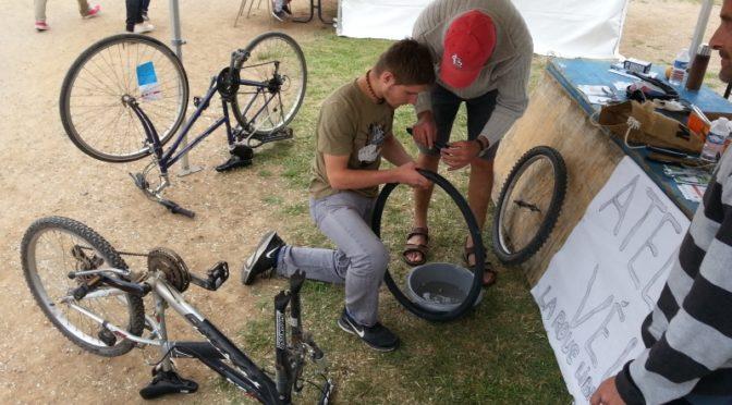 25 juin 2016: Assemblée Générale le matin, atelier vélo l'après-midi