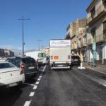 Bouchons derrière les vélos à Sète: les cyclistes inquiets