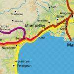 Trois véloroutes à Sète