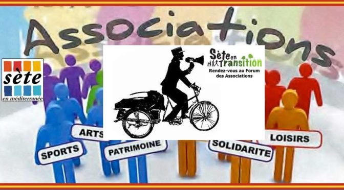 Rendez-vous au Forum des Associations