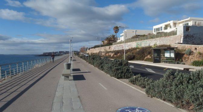 Restructuration de la Corniche de Neuburg