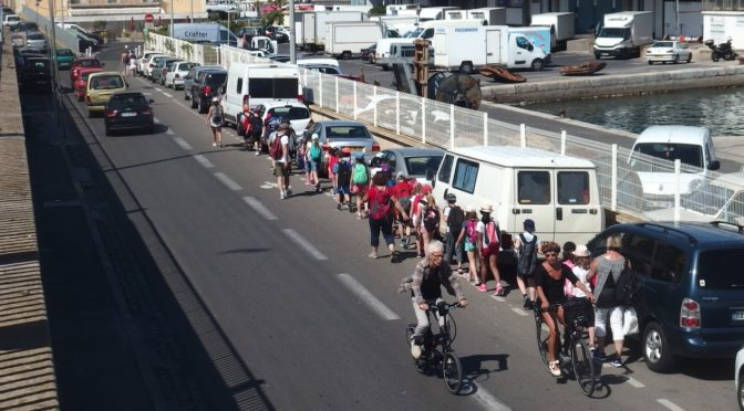 Consultation publique Entrée Est de Sète : exprimez-vous !