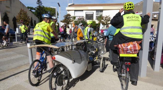 Convergence Vic à vélo réussie !