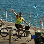 Festival de Thau : Convergence cycliste de Sète à Mèze vendredi 20 juillet 2018