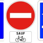 La ville de Sète a peur des double-sens cyclables !