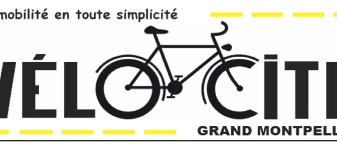 Vélocité Grand Montpellier à 20 ans ! conférence de Frédéric Héran le vendredi 21 septembre