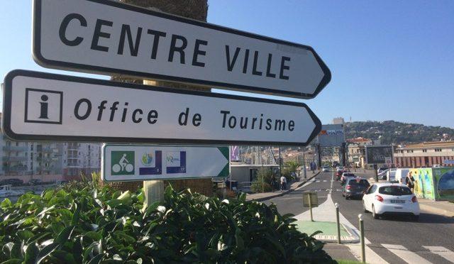 Merci au département de l'Hérault pour la signalétique