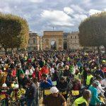 Grand succès de la manif vélo à Montpellier samedi 10 novembre