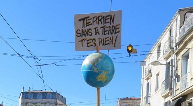 Marche pour le climat à sete – samedi 25 mai