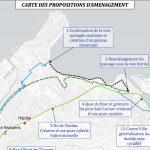 Nos propositions d'aménagements cyclables sur Sète