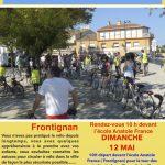 Remise en selle à Frontignan le 12 Mai