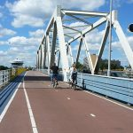 le pont sadi carnot ouvert aux vélos ?