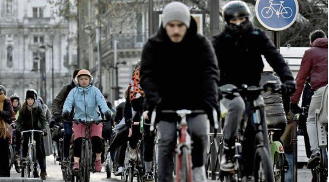 Le vélo, révolution urbaine