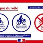Le vélo en période de confinement