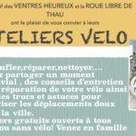 Ouverture de l'atelier vélo de Frontignan