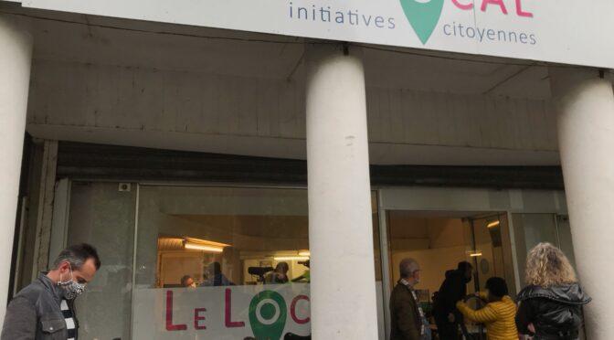 Vif succès pour l'ouverture de l'atelier de Frontignan