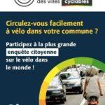 Votre ville est-elle cyclable ? Répondez au baromètre